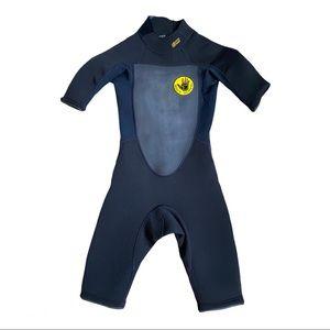 Body Glove Wetsuit 2/1 mm Size Junior 8 Unisex